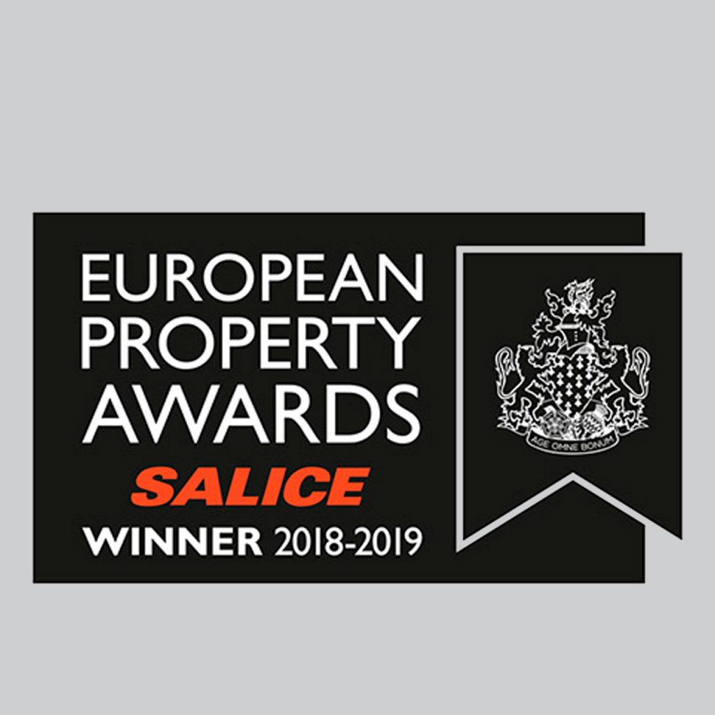 GLINT - COPRO and TPA win the European Property Award 2018/2019