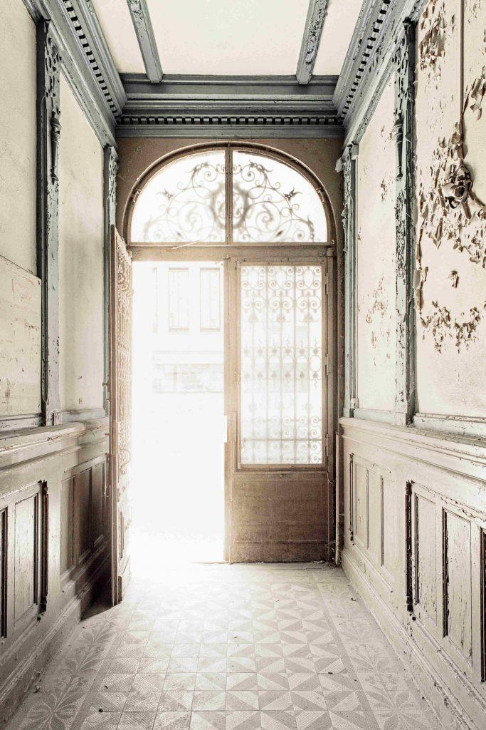 GLINT Berlin_Historischer Eingang